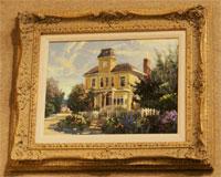 House of Hope by Thomas Kinkade