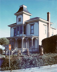 Richard Amrhein's House, ca 1970